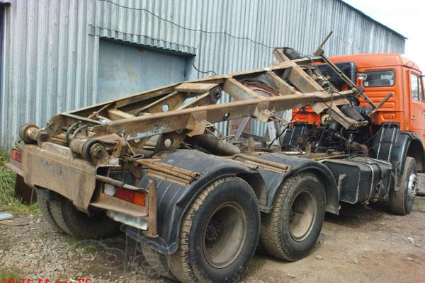 Своими руками ремонт грузовиков